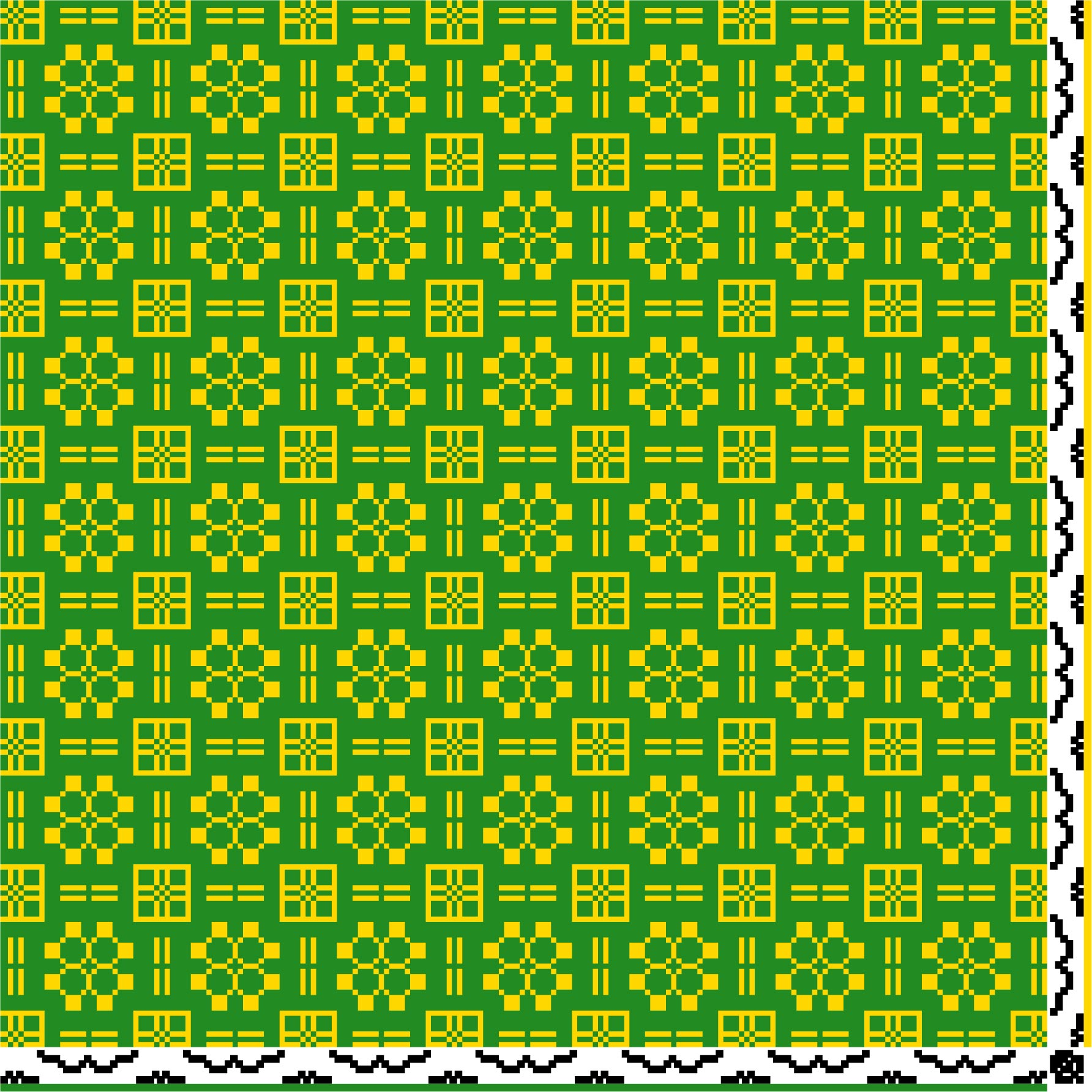 Digital Weaving 2-16