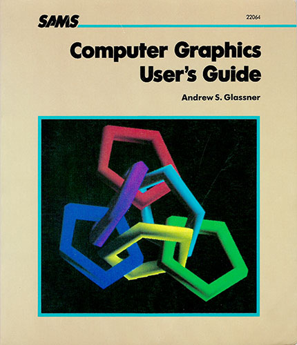 Book Cover Graphism Guide : Computer graphics user s guide andrew glassner